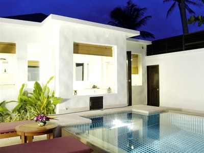 Grand Deluxe Pool Room (54 m/sq excluding private pool and terrace)