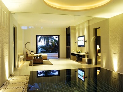 Junior Pool Suite (86 m/sq excluding terraces)