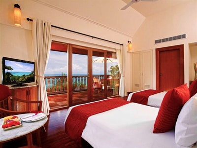 Deluxe Ocean Facing Villa