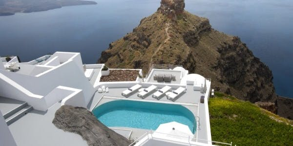The Villa at Grace Santorini