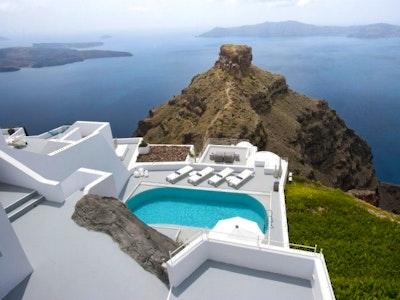 The Villa at Grace Santorini