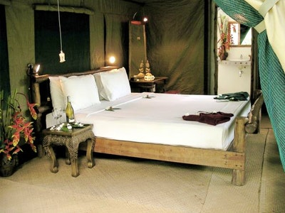 Luxury Tented Accommodation (30 Tents)