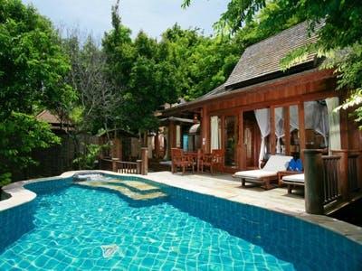 Santhiya Hideaway Pool Villa Suite