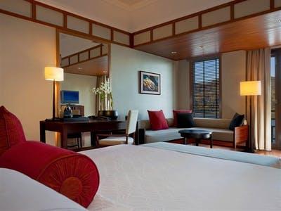 Deluxe Treetop View Rooms