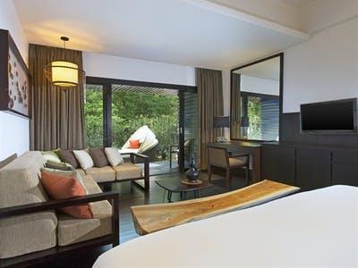 Luxury Garden Terrace Rooms