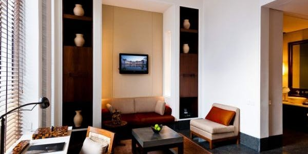 Chedi Deluxe rooms