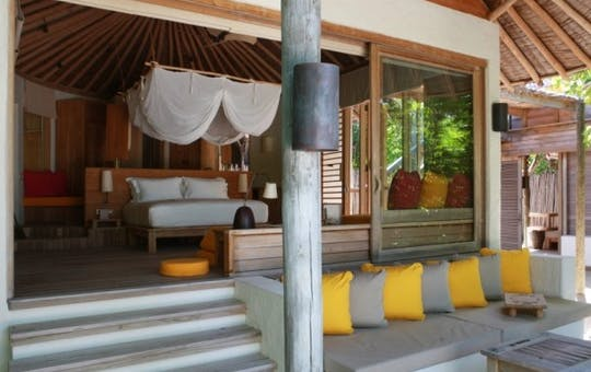Lagoon Beach Villa or Ocean Beach Villa