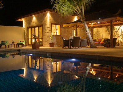 Sultan Pool Villas
