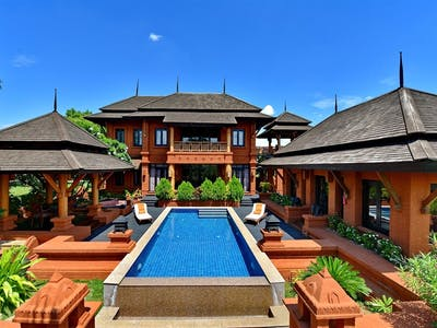 Palm Tree Villa