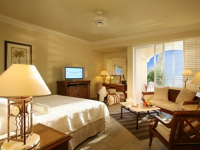 Colonial Garden View Rooms