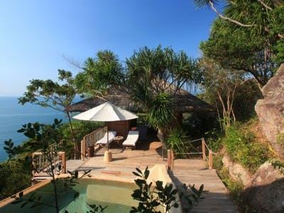 Hilltop Pool Villa