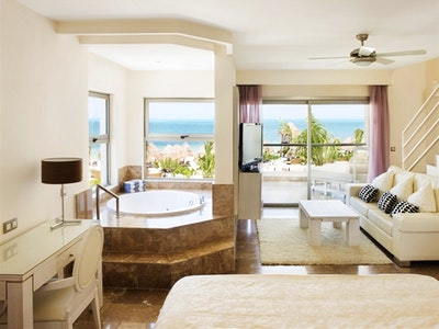 Two Storey Casita Suites With Plunge Pool Beach Front