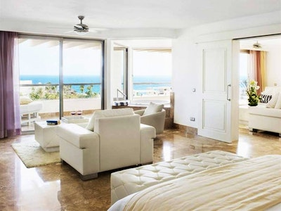 Penthouse Suites With Plunge Pool Ocean View