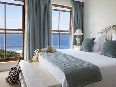 Luxury Doubles with Seaview
