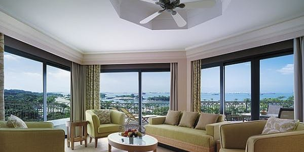 Panorama Suite (4 Units - 76 Sq/m) & Sentosa Suite (1 Unit - 150 Sq/m)