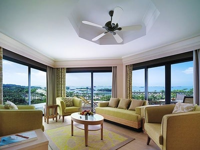 Panorama Suite (4 Units - 76 Sq/m) & Sentosa Suite (1 Unit - 150 Sq/m)