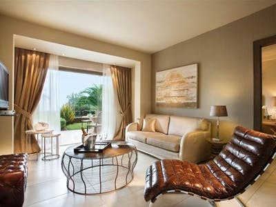 Two Bedroom Deluxe Family Suites
