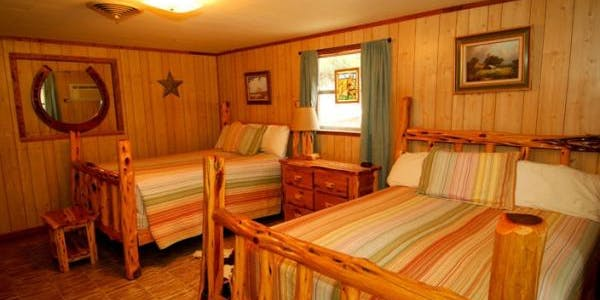 Rooms and Cabins