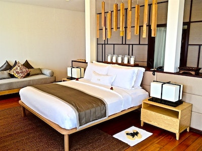 Anjung Seafront Rooms