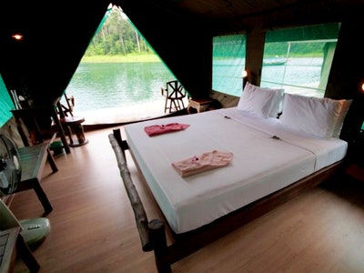 Luxury Floating Tents (10 Units)