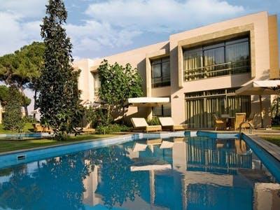 Serenity Deluxe Villa