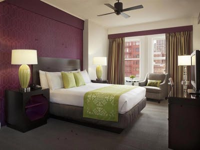 Act One Guestroom