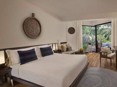 Deluxe Garden / Sea View Rooms