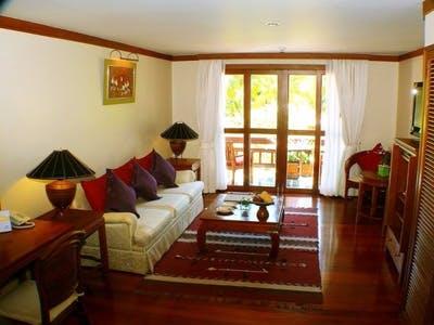 Equatorial Duplex Suite - One Bedroom  (8 units)