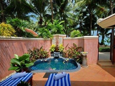 Garden Villa with Plunge Pool One Bedroom