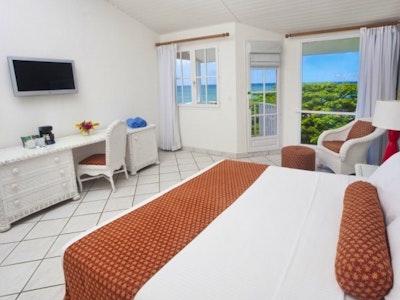 Ocean View Rooms