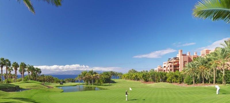 Golf at ABAMA