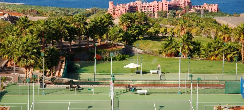 Tennis at ABAMA
