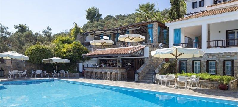 Aegean Suites Pool
