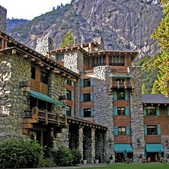 Majestic Yosemite Hotel (Formerly Ahwahnee)