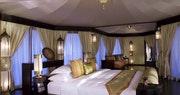 Tented Pool Villa Bedroom