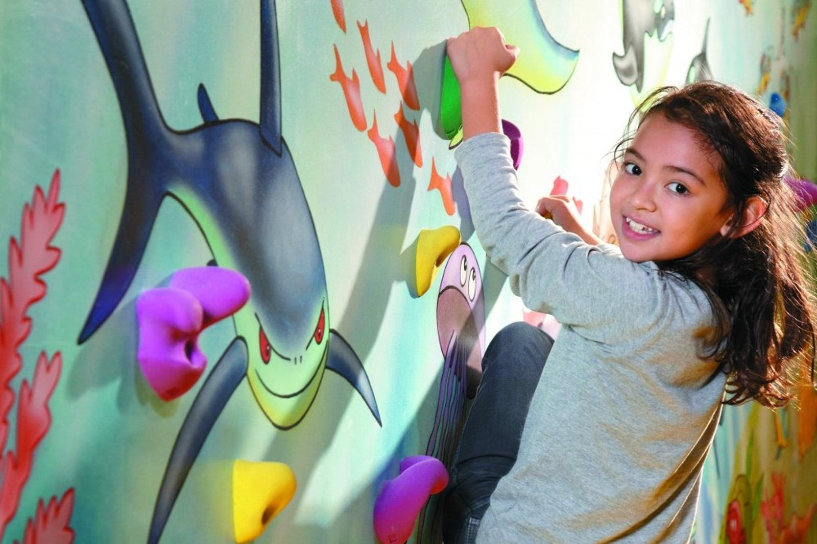 Childrens Adventure Zone at Shangri La Barr Al Jissah Resort & Spa, Oman - Al Waha