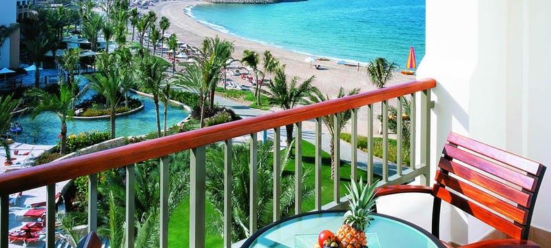 Al Waha Balcony View