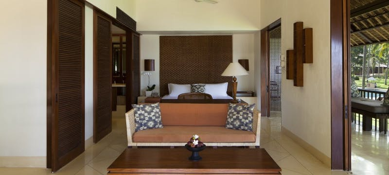 Seaside Suite at Alila Manggis, Bali