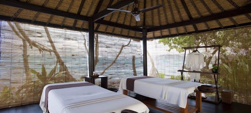Spa Treatment Pavilion at Alila Manggis, Bali