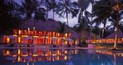 Pool by Night  at Alila Manggis, Bali
