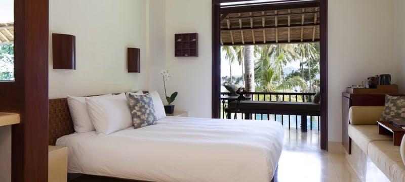 Deluxe Room at Alila Manggis, Bali