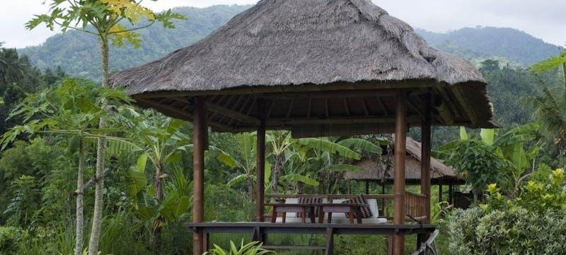Organic Garden at Alila Manggis, Bali
