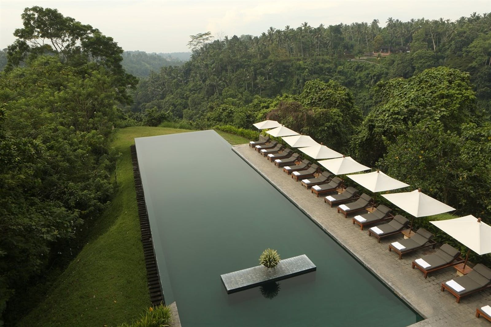 Swimming Pool at Alila Ubud, Bali