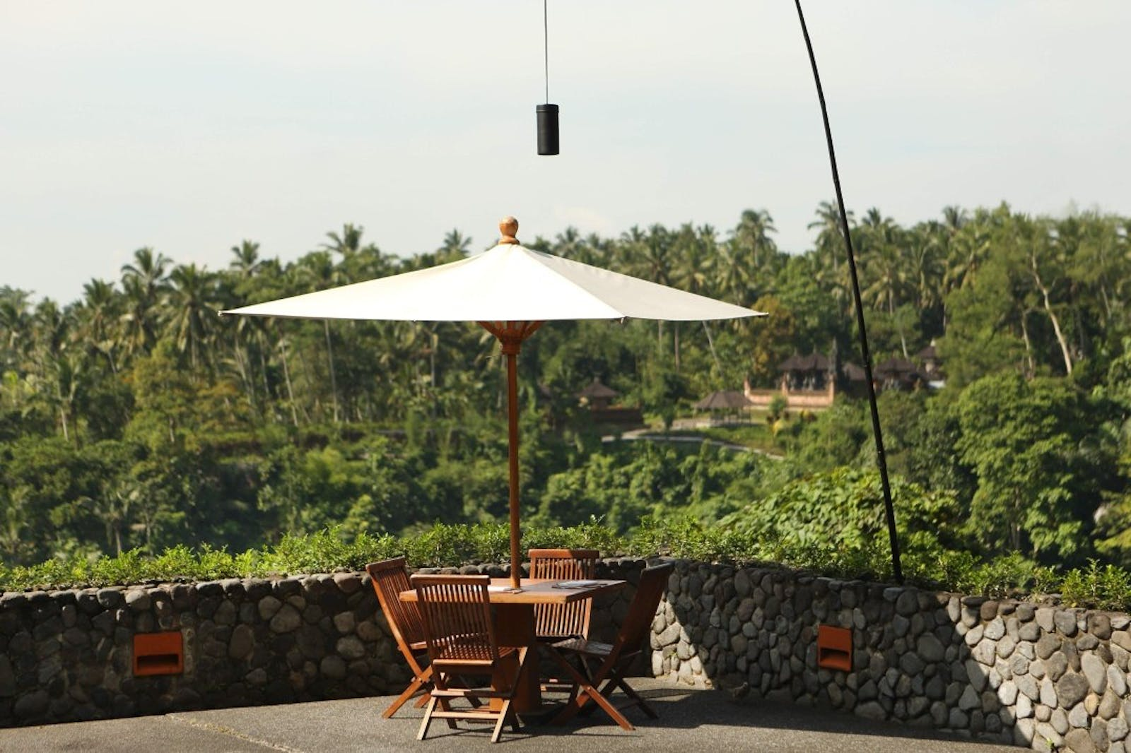 Plantation Dining at Alila Ubud, Bali
