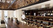 Warung Restaurant  at Alila Villas Uluwatu, Bali