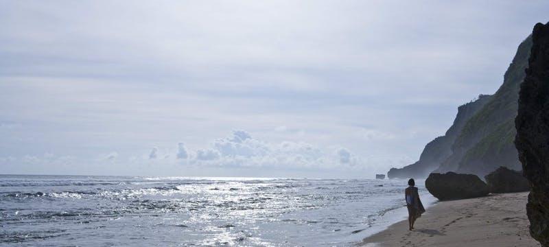 Beach  at Alila Villas Uluwatu, Bali
