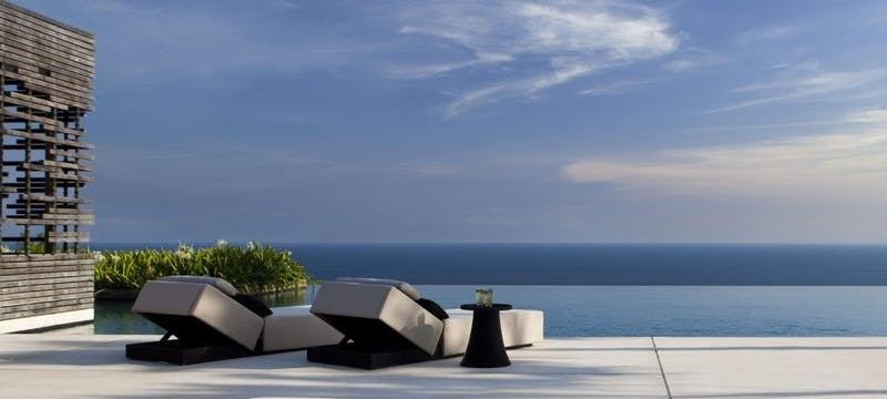Pool View  at Alila Villas Uluwatu, Bali