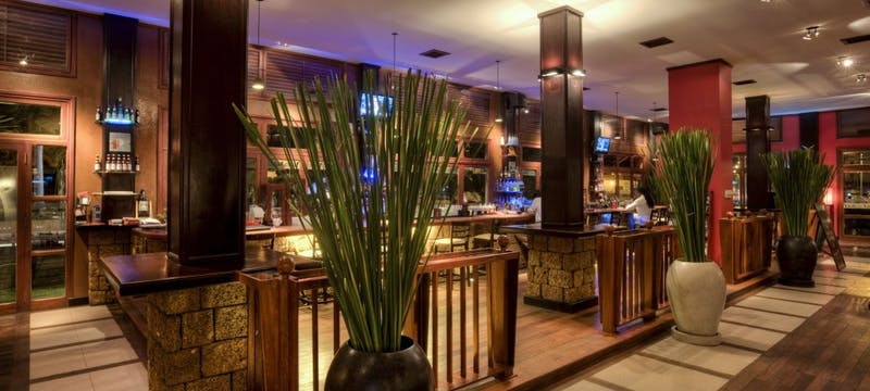 K West Brasserie Bar at Amanjaya Pancam Hotel, Cambodia