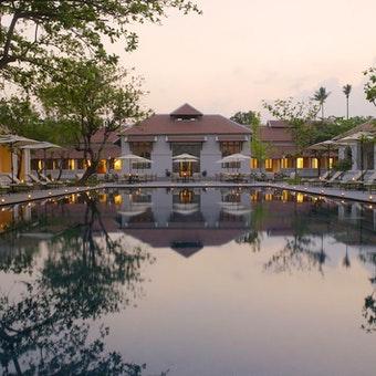 Amantaka Swimming Pool