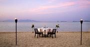 Private Beachfront Dinner